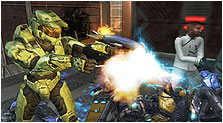 Halo 2 Art, Pictures, & Characters