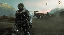 Halo: Reach Art & Characters Gallery
