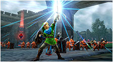 Hyrule Warriors Art & Characters Gallery