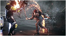 inFamous: Second Son Art & Characters Gallery