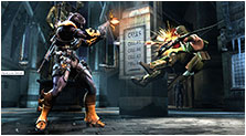 Injustice: Gods Among Us Art & Characters Pictures