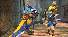 Jak & Daxter: The Precursor Legacy Art, Pictures, & Characters