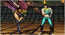 JoJo's Bizarre Adventure: All Star Battle Art & Characters Gallery