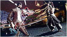 Killer is Dead Art, Pictures, & Characters