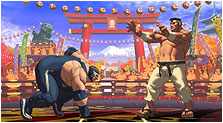 The King of Fighters XIII Art & Characters Gallery
