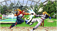 The King of Fighters NeoWave Art & Characters Pictures