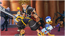 Kingdom Hearts II Art, Pictures, & Characters