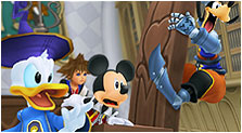 Kingdom Hearts Re:coded Art & Characters Gallery