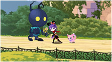 Kingdom Hearts Union χ [Cross] Art & Characters Pictures