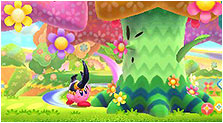 Kirby: Triple Deluxe Art & Characters Gallery
