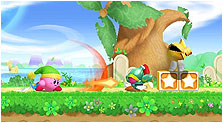 Kirby's Return to Dream Land Art & Characters Gallery