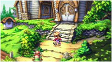 Legend of Mana Art & Characters Gallery