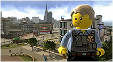 Lego City Undercover Art & Characters Gallery