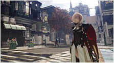 Lightning Returns: Final Fantasy XIII Art & Characters Gallery