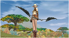 Lineage II Art, Pictures, & Characters