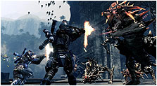 Lost Planet 2 Art & Characters Pictures