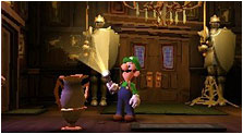 Luigi's Mansion: Dark Moon Art & Characters Gallery