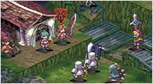 Makai Kingdom: Chronicles of the Sacred Tome Art & Characters Gallery