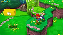 Mario & Luigi: Dream Team Art, Pictures, & Characters