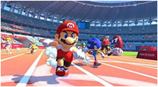 Mario & Sonic at the Olympic Games Tokyo 2020 Art & Characters Gallery