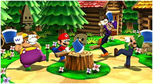 Mario Party 9 Art & Characters Gallery