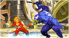 Marvel vs. Capcom 2: New Age of Heroes Art & Characters Gallery