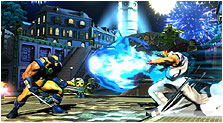 Marvel vs. Capcom 3: Fate of Two Worlds Art & Characters Pictures