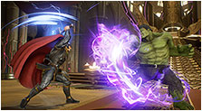 Marvel vs. Capcom: Infinite Art & Characters Pictures