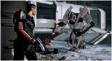 Mass Effect 2 Art & Characters Pictures