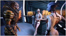 Mass Effect Art & Characters Gallery