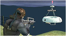 Metal Gear Ac!d Art & Characters Gallery