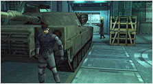 Metal Gear Solid Art & Characters Pictures