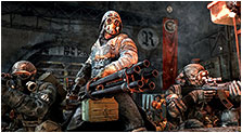 Metro: Last Light Art, Pictures, & Characters