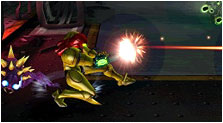 Metroid: Other M Art & Characters Gallery