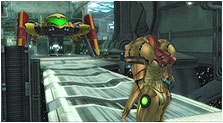 Metroid Prime 3: Corruption Art & Characters Gallery
