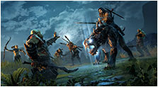 Middle-earth: Shadow of Mordor Art, Pictures, & Characters