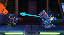 Mighty No. 9 Art & Characters Pictures