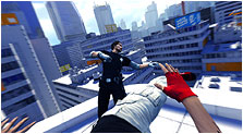 Mirror's Edge Art & Characters Gallery