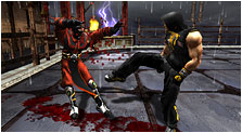 Mortal Kombat: Deception Art & Characters Pictures