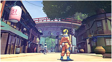 Naruto: Rise of a Ninja Art, Pictures, & Characters