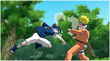 Naruto: Ultimate Ninja Storm Art & Characters Pictures