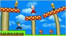 New Super Mario Bros. Art & Characters Gallery