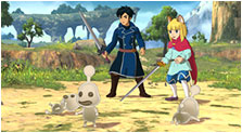 Ni no Kuni II: Revenant Kingdom Art & Characters Gallery