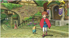 Ni no Kuni: Wrath of the White Witch Art & Characters Gallery