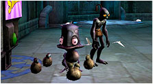Oddworld: Munch's Oddysee Art & Characters Gallery