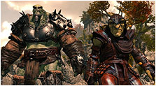 Of Orcs And Men Art & Characters Gallery