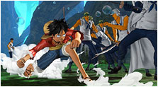 One Piece: Pirate Warriors Art & Characters Gallery