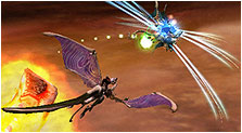 Panzer Dragoon Orta Art, Pictures, & Characters