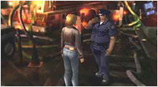 Parasite Eve II Art & Characters Pictures