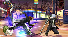 Persona 4 Arena Art & Characters Gallery